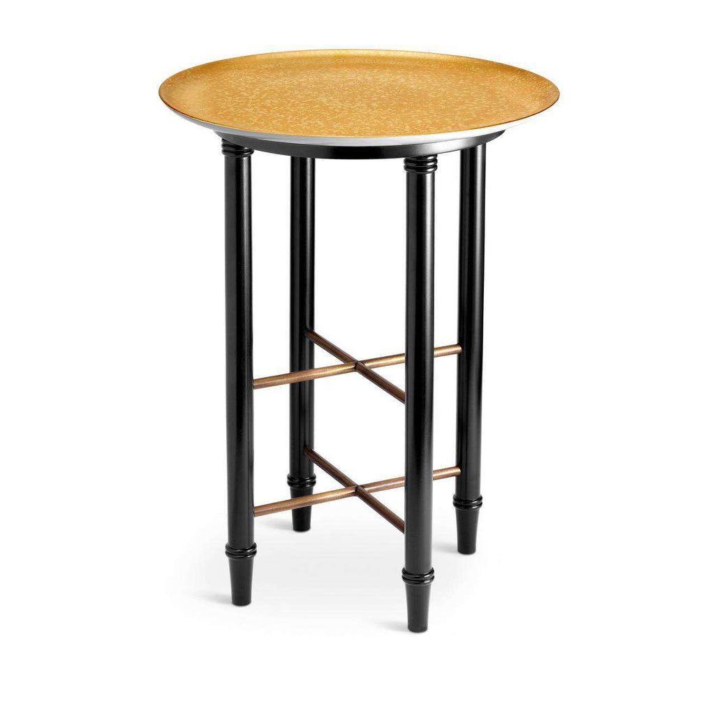 Alchimie Side Table - Medium - Gold - TERTIUS COLLECTION