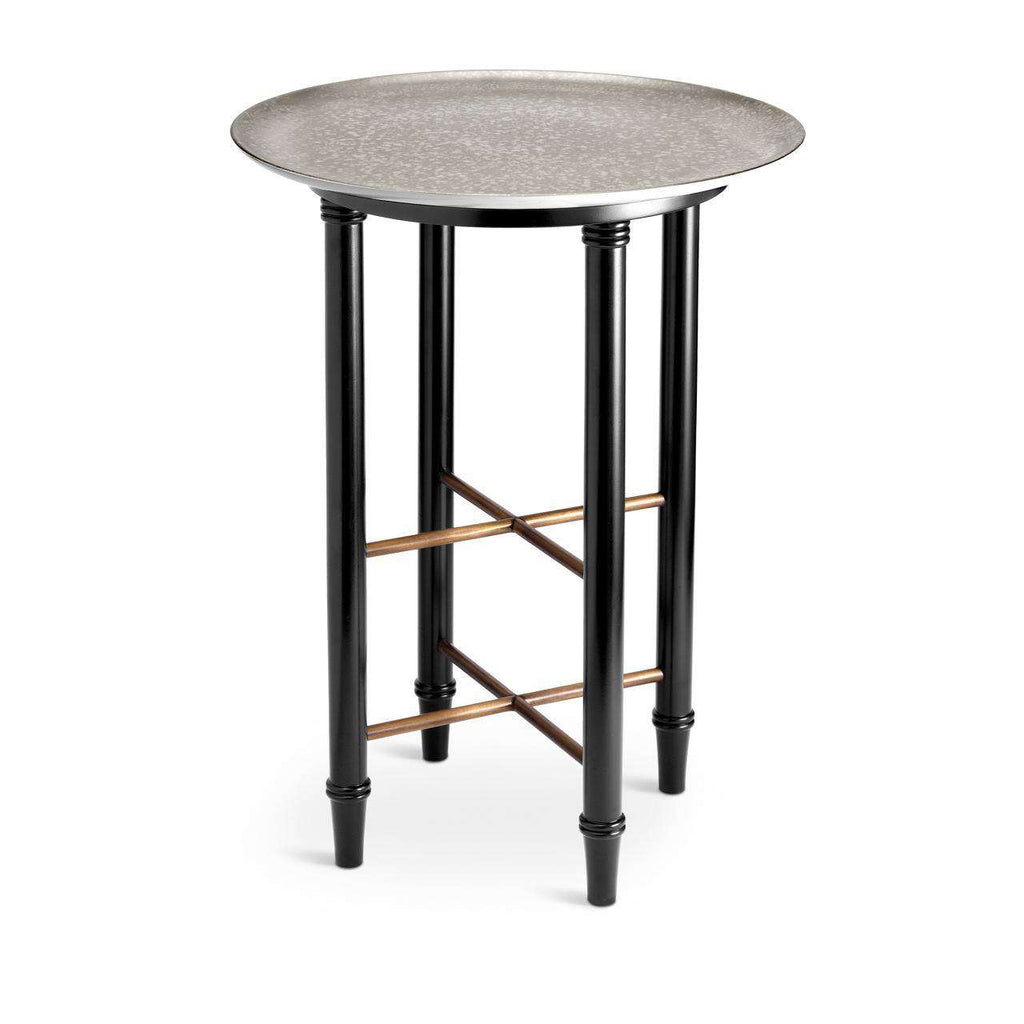 Alchimie Side Table - Medium - Platinum - TERTIUS COLLECTION