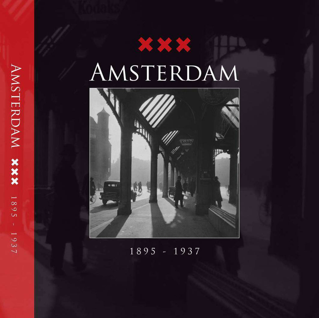 Amsterdam 1895-1937 Book - TERTIUS COLLECTION