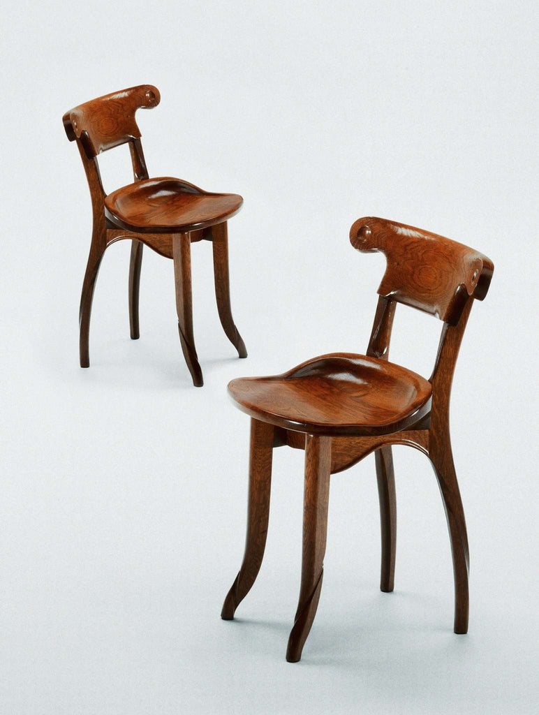 Batlló Chair - Dali inspired Barcelona Design Functional Furniture