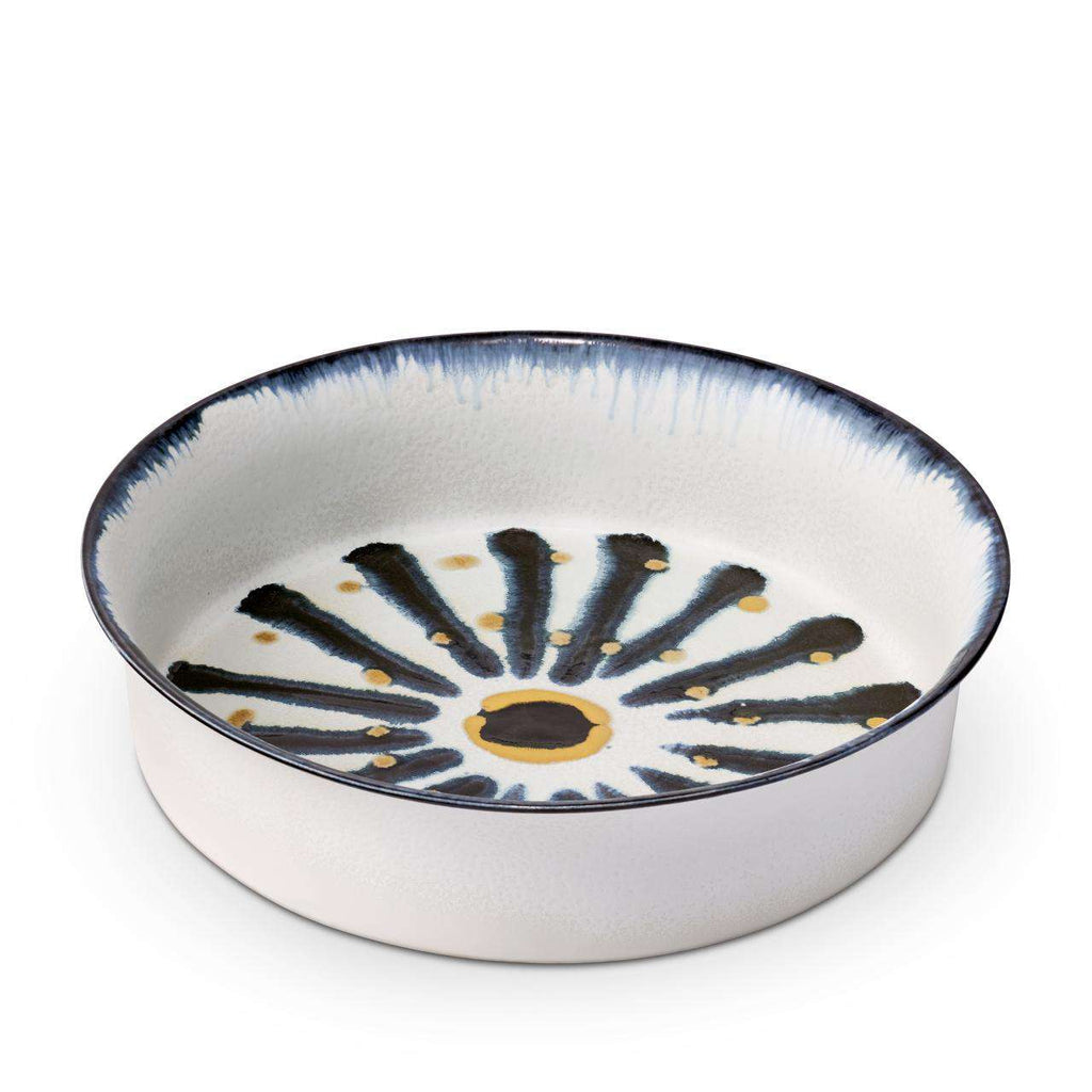 Bohême Bowl - Large - Blue & White - TERTIUS COLLECTION