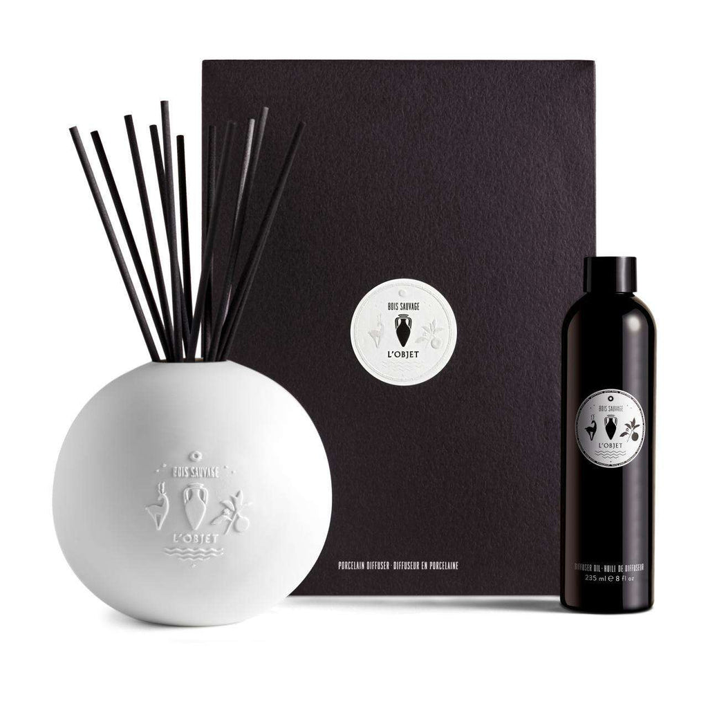 Bois Sauvage Diffuser Set - TERTIUS COLLECTION
