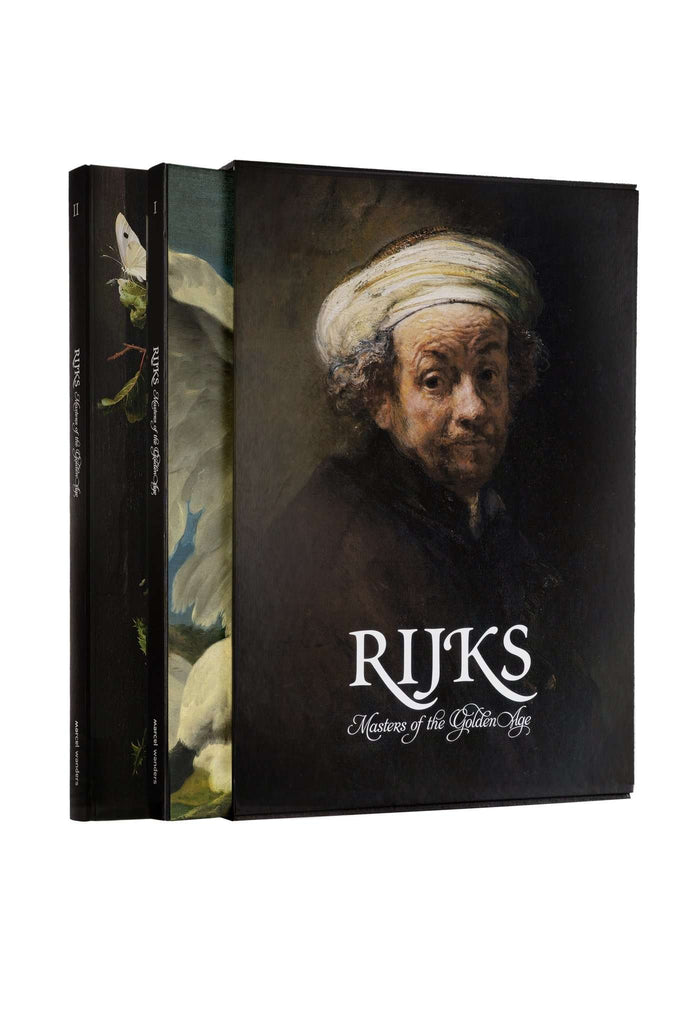 Book of the Rijksmuseum, Masters of the Golden Age Special Edition - TERTIUS COLLECTION