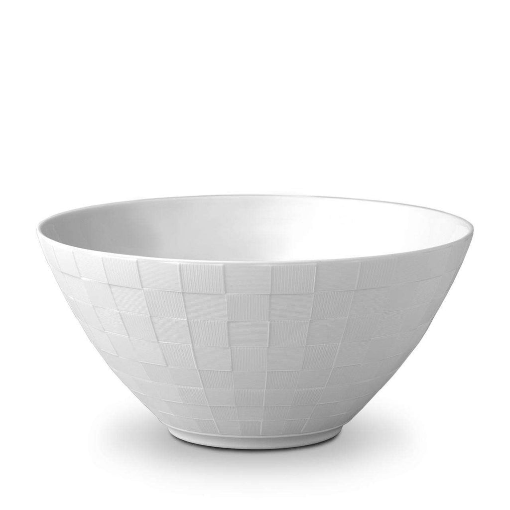 Byzanteum Bowl - Large - Blanc - TERTIUS COLLECTION