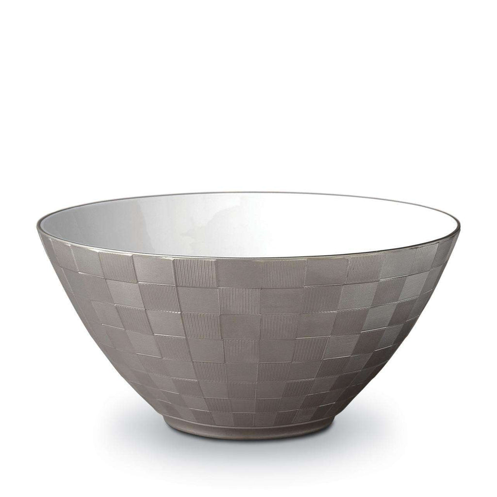 Byzanteum Bowl - Large - Platine - TERTIUS COLLECTION