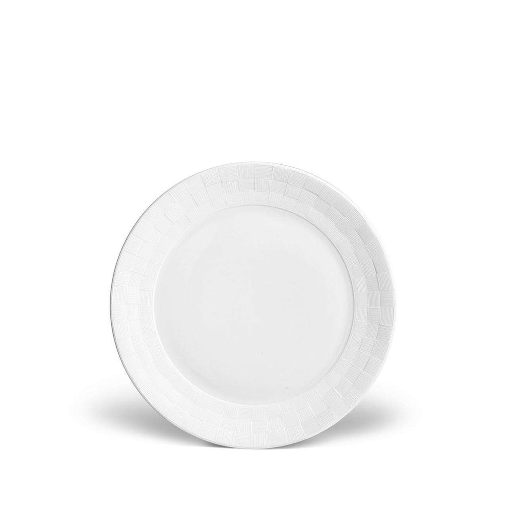 Byzanteum Bread & Butter Plate - Blanc - TERTIUS COLLECTION
