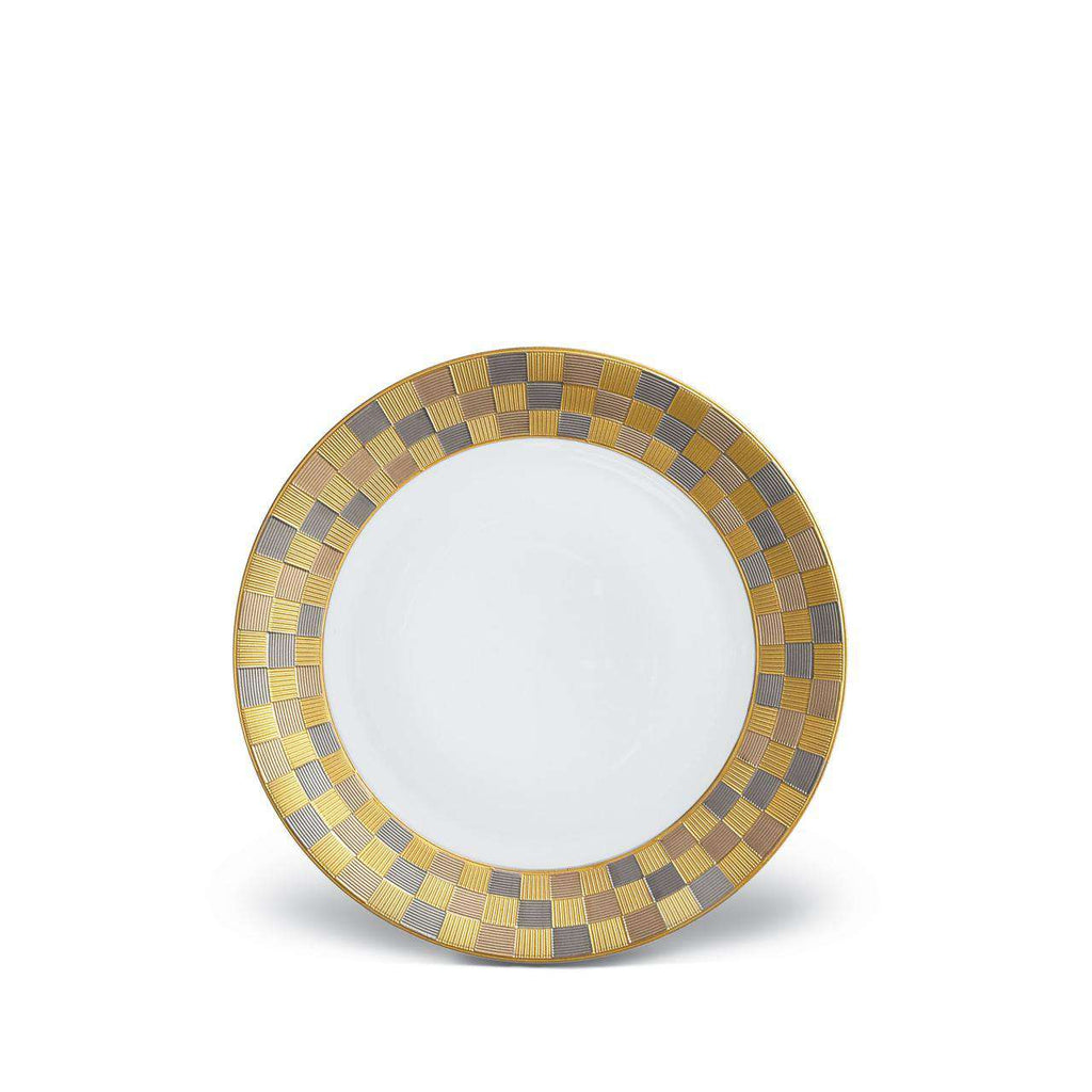 Byzanteum Bread & Butter Plate - Tri-Color - TERTIUS COLLECTION