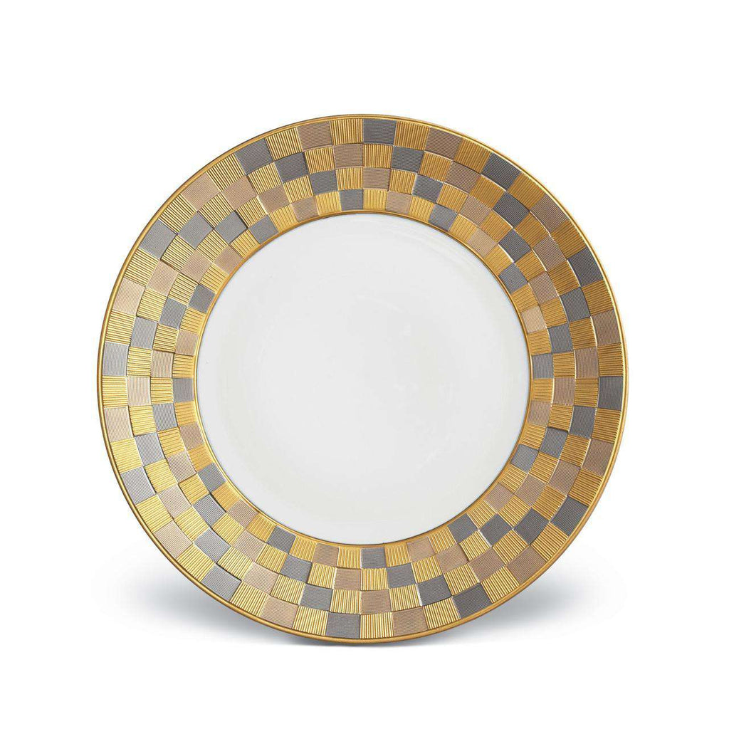Byzanteum Dinner Plate - Tri-Color - TERTIUS COLLECTION