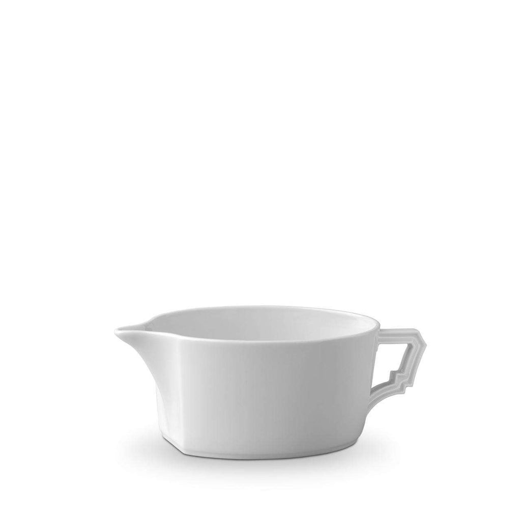 Byzanteum Sauce Boat - Blanc - TERTIUS COLLECTION