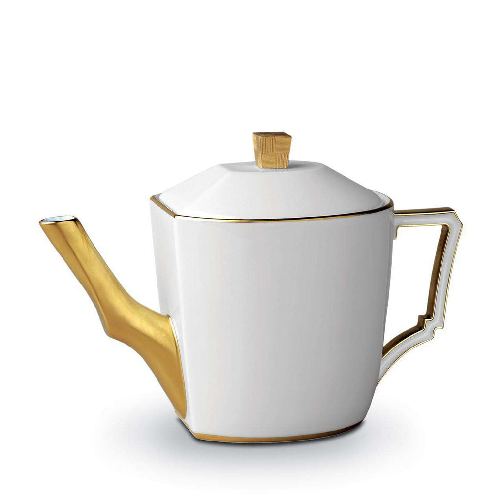 Byzanteum Teapot - Or - TERTIUS COLLECTION