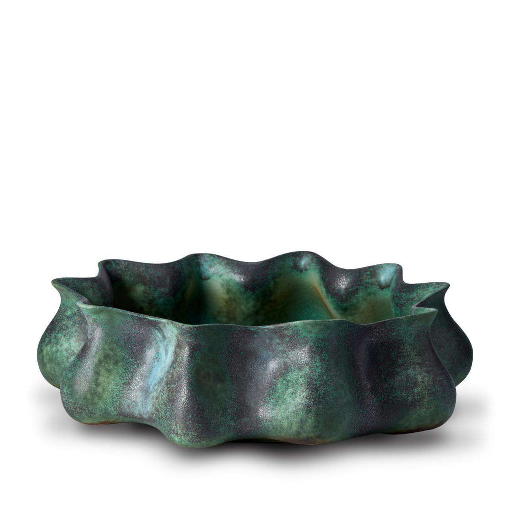 Cenote Bowl - Large - Green - TERTIUS COLLECTION