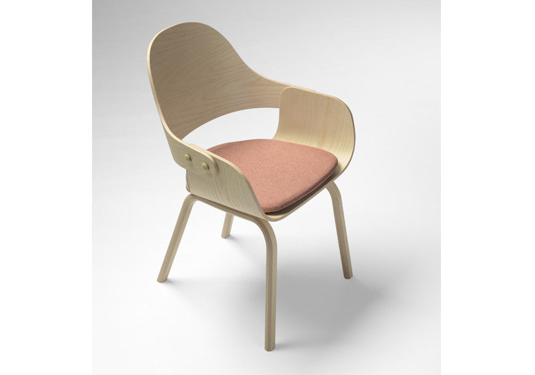 Showtime Nude Chair - TERTIUS COLLECTION