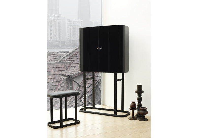 The Narcissist Dressing Table + Stool - TERTIUS COLLECTION