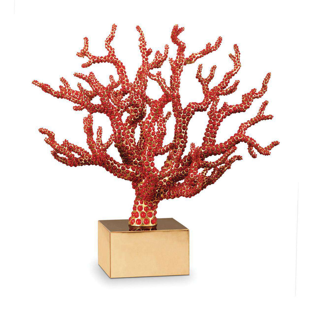 Coral Centerpiece - TERTIUS COLLECTION