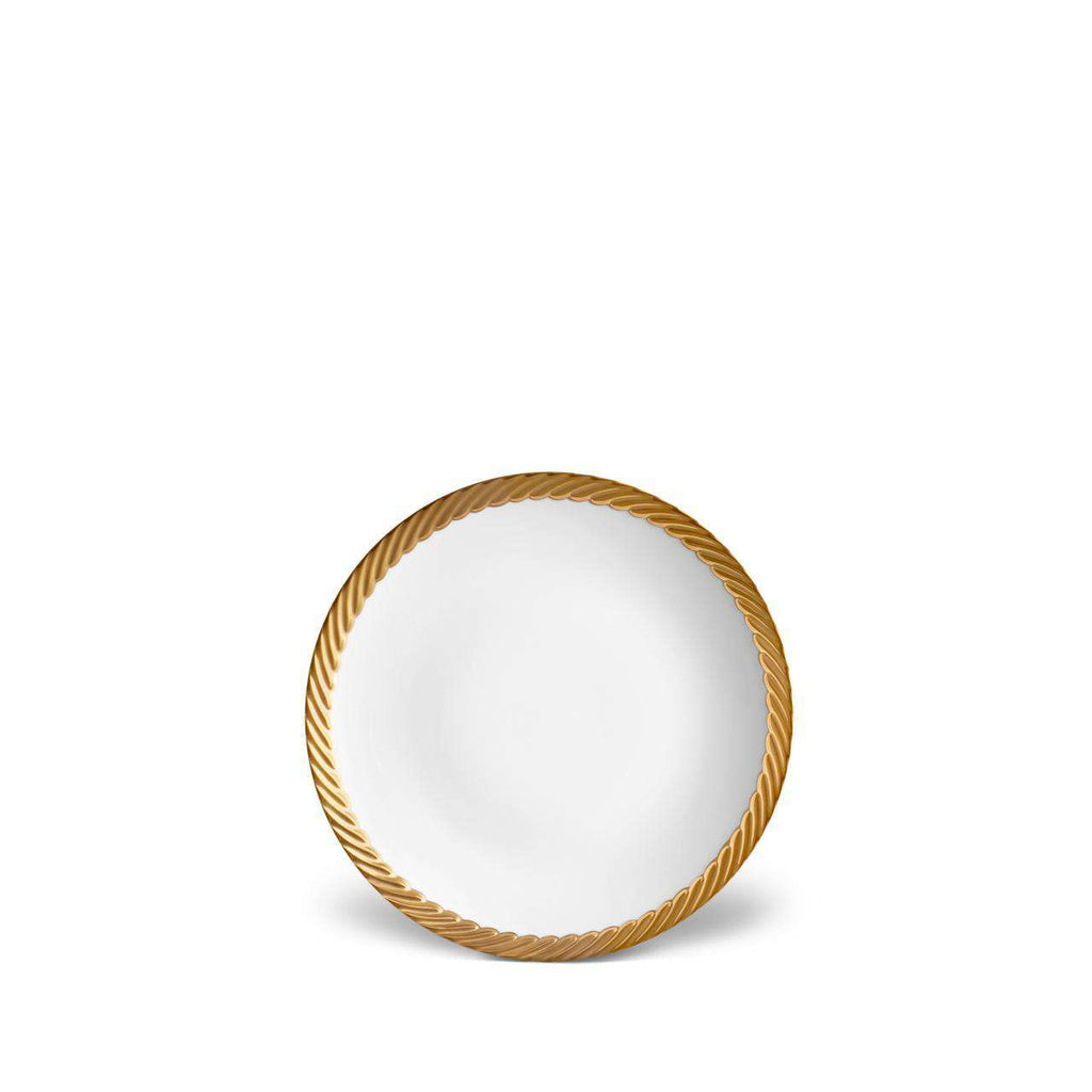 Corde Bread & Butter Plate - Gold - TERTIUS COLLECTION