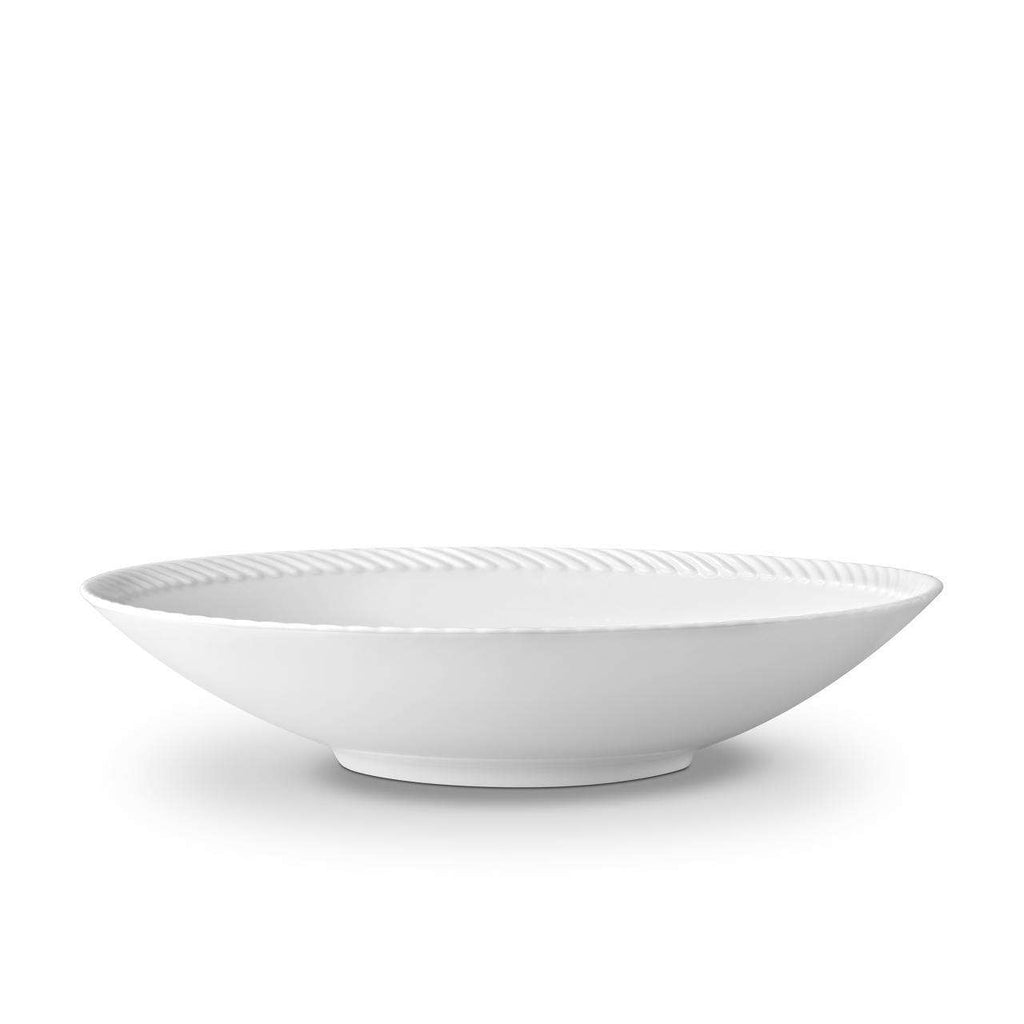 Corde Coupe Bowl - Large - White - TERTIUS COLLECTION