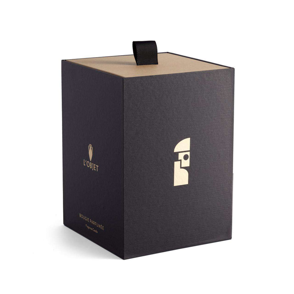Cubisme Candle - Black & White - TERTIUS COLLECTION