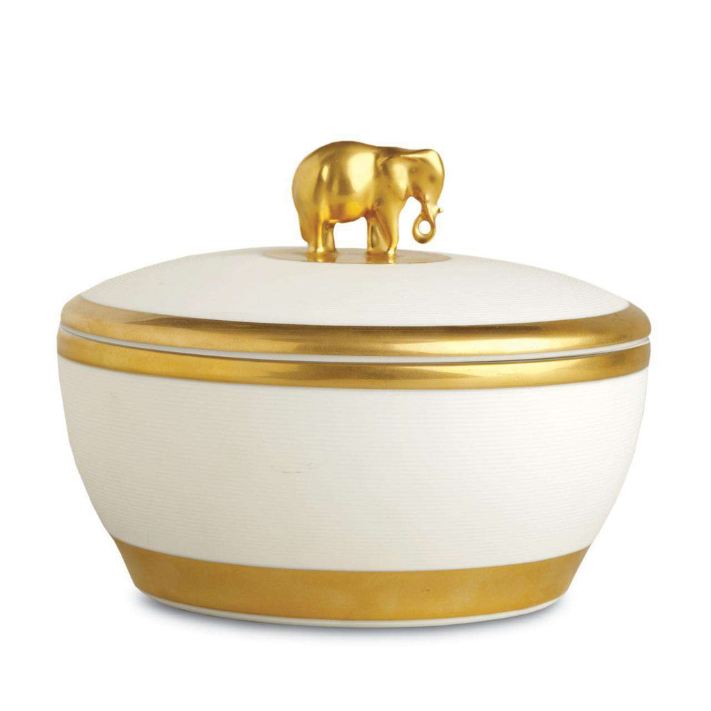 Elephant Candle 3-wick - Large - TERTIUS COLLECTION