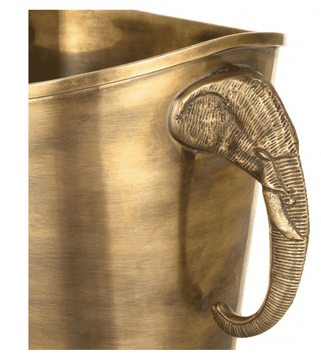 Elephant' Wine Cooler - TERTIUS COLLECTION