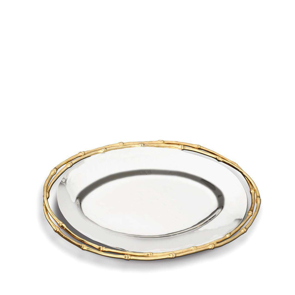 Evoca Oval Platter - Medium - TERTIUS COLLECTION