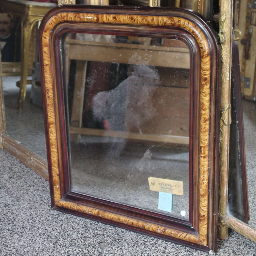 Faux Bois Mirror - TERTIUS COLLECTION