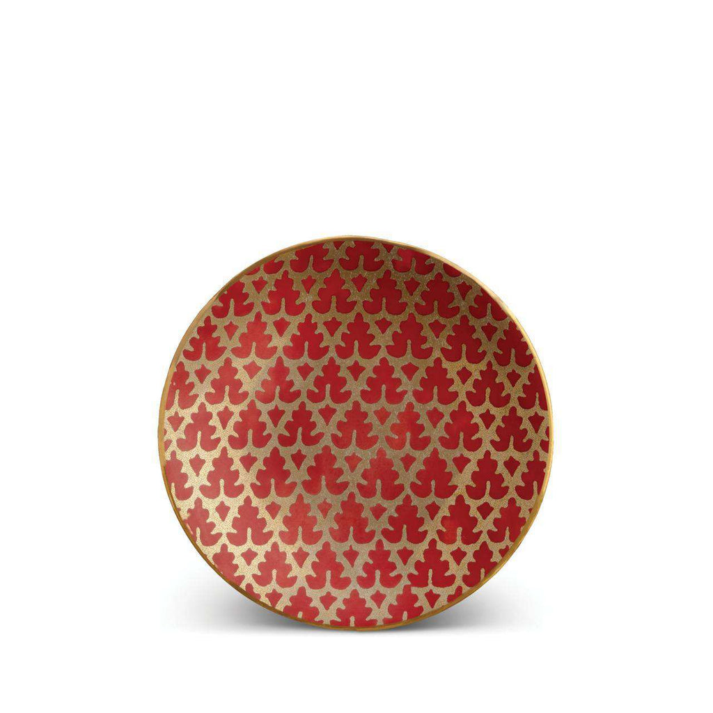 Fortuny Murillo Canape Plates - Red - TERTIUS COLLECTION