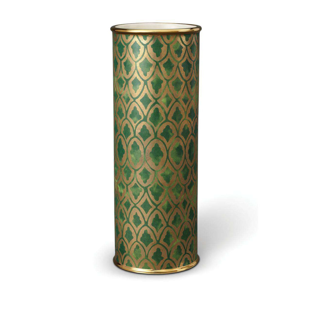Fortuny Peruviano Vase - Large - Green - TERTIUS COLLECTION