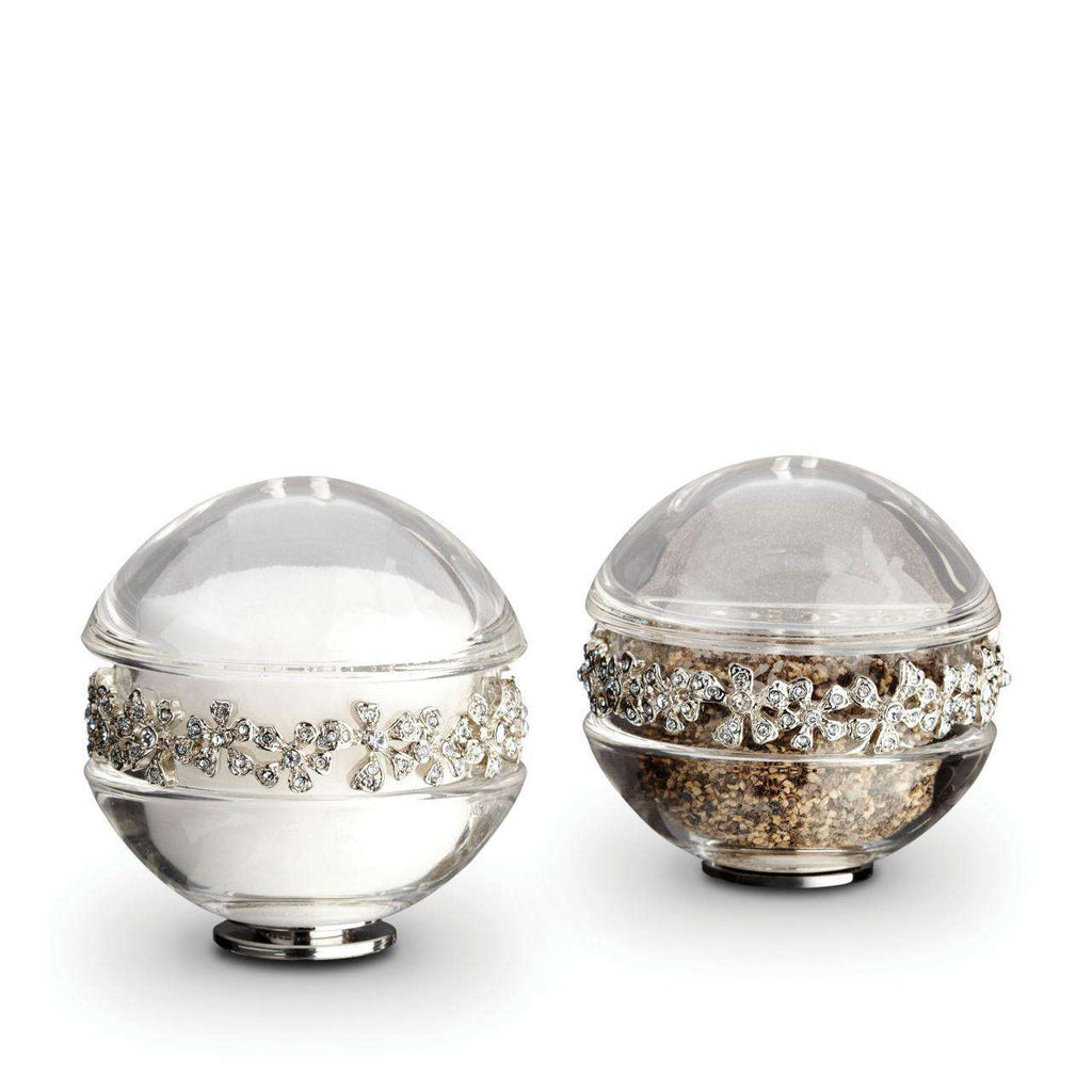Garland Spice Jewels - Platinum & White Crystals - TERTIUS COLLECTION