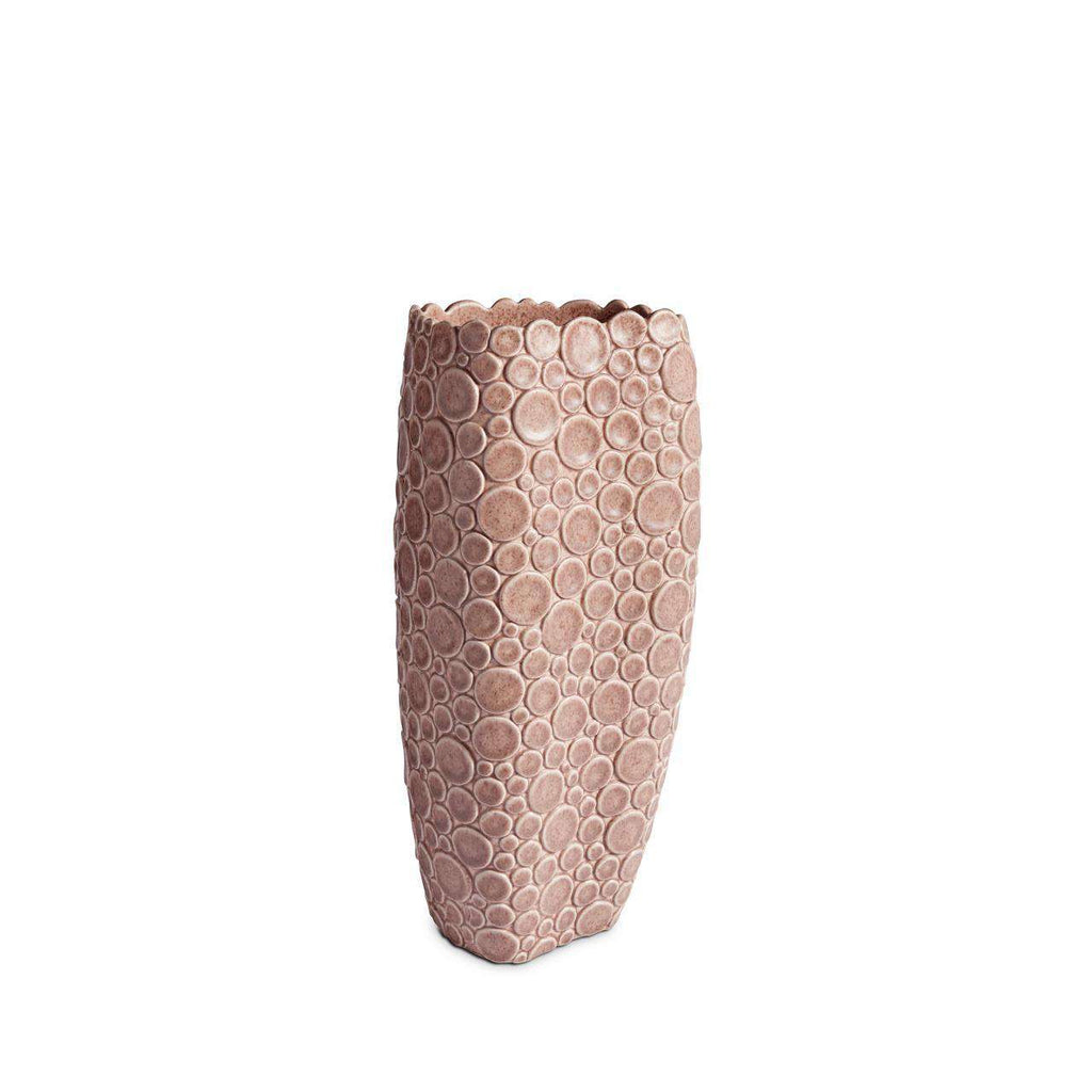 Haas Gila Monster Vase - Pink - TERTIUS COLLECTION
