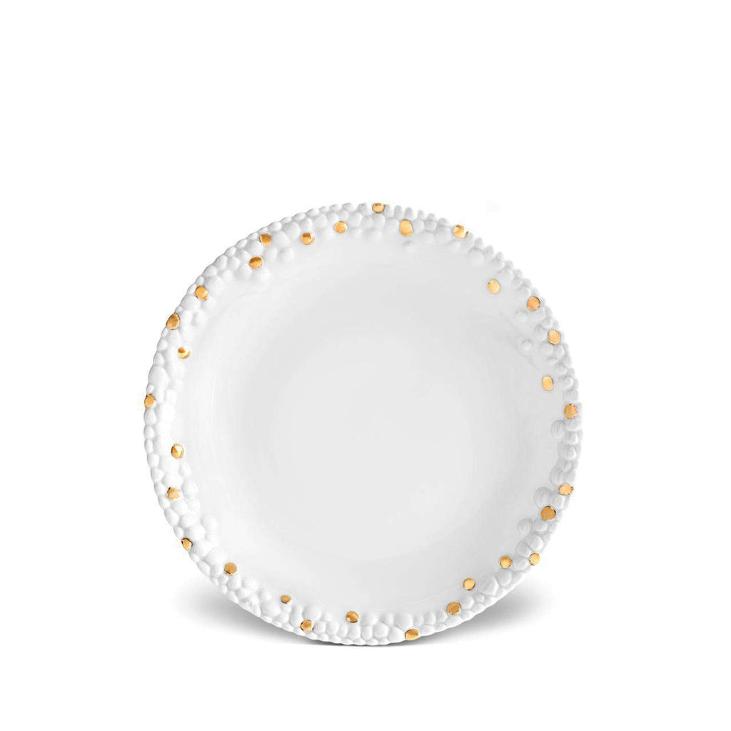 Haas Mojave Bread & Butter Plate - Gold - TERTIUS COLLECTION