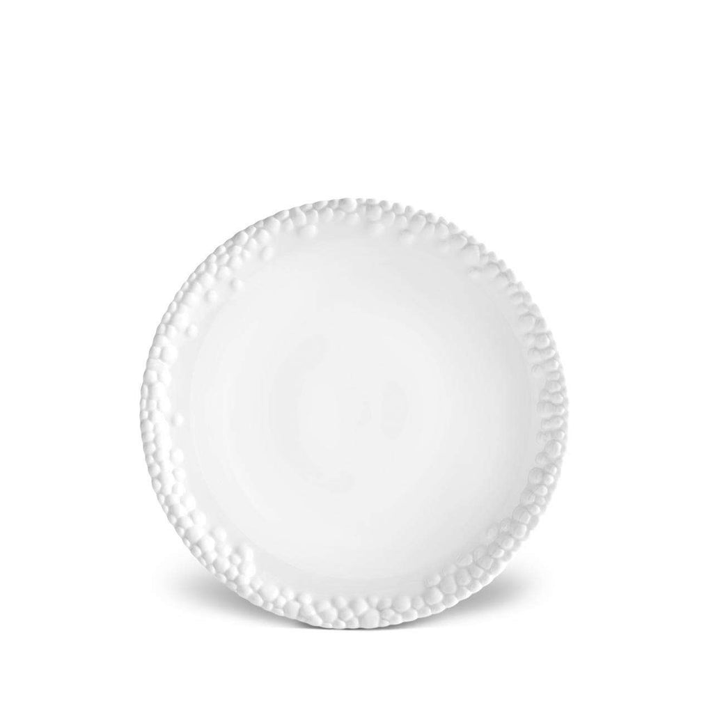 Haas Mojave Bread & Butter Plate - White - TERTIUS COLLECTION