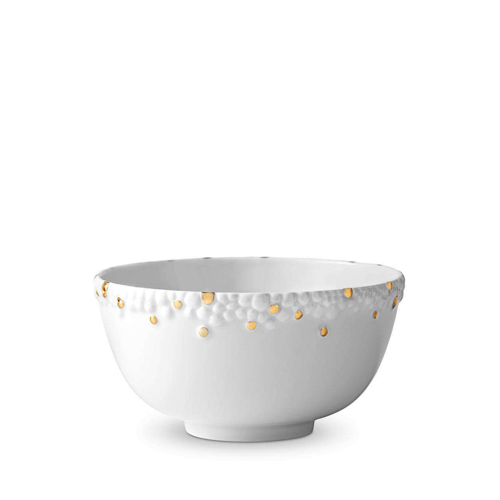 Haas Mojave Cereal Bowl - Gold - TERTIUS COLLECTION
