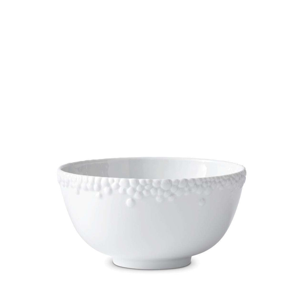 Haas Mojave Cereal Bowl - White - TERTIUS COLLECTION