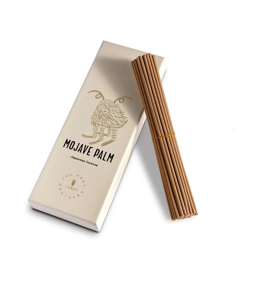 Haas Mojave Palm Incense - TERTIUS COLLECTION