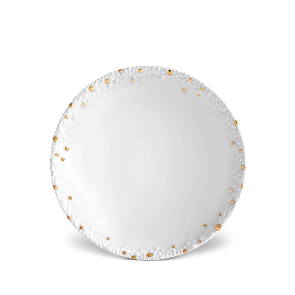 Haas Mojave Soup Plate - Gold - TERTIUS COLLECTION