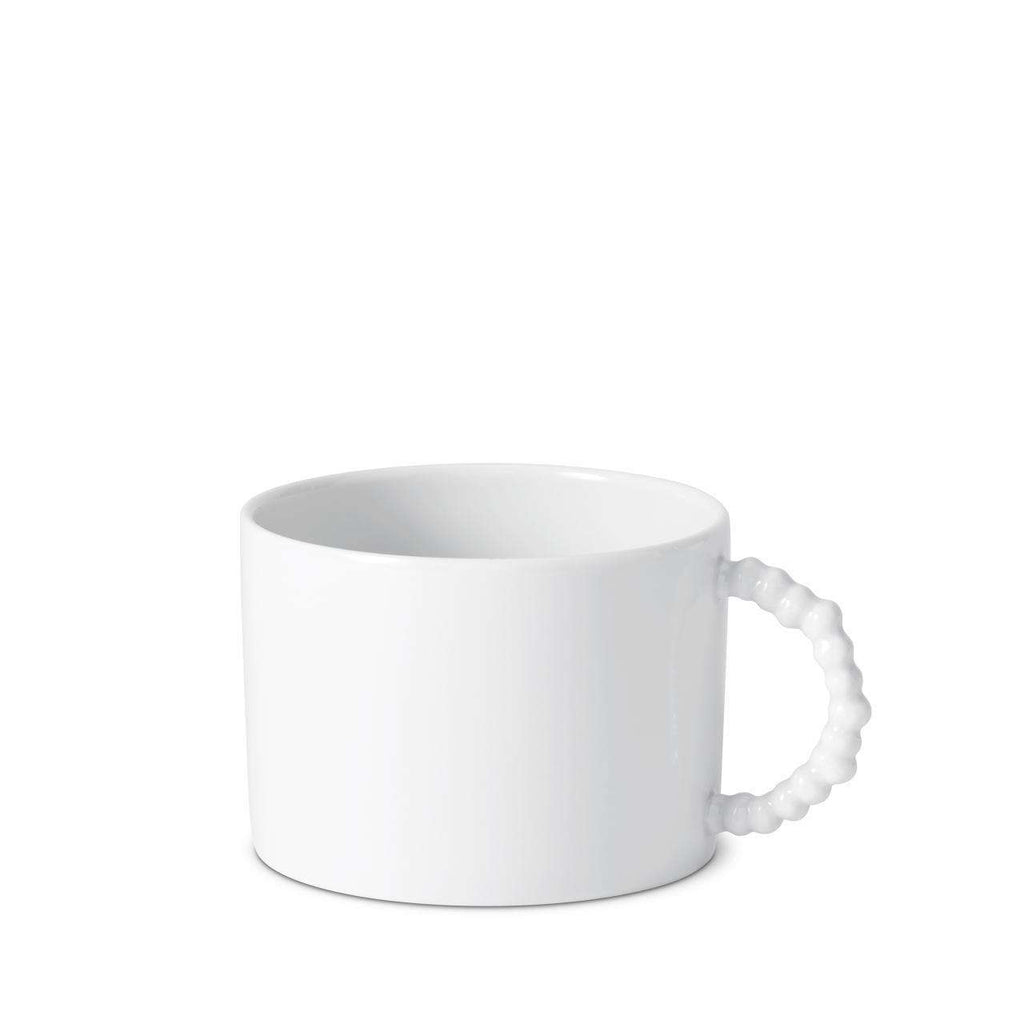 Haas Mojave Tea Cup - White - TERTIUS COLLECTION