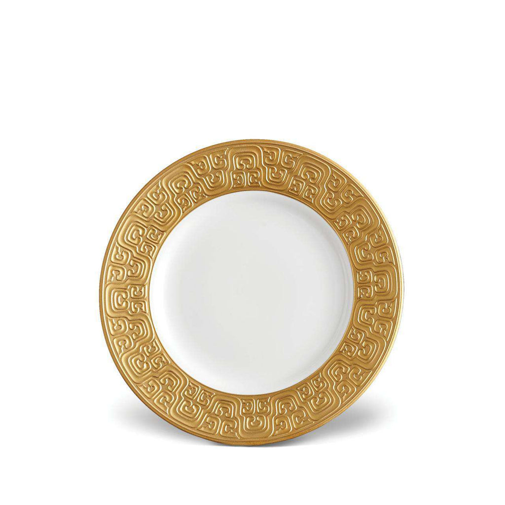 Han Bread & Butter Plate - Gold - TERTIUS COLLECTION
