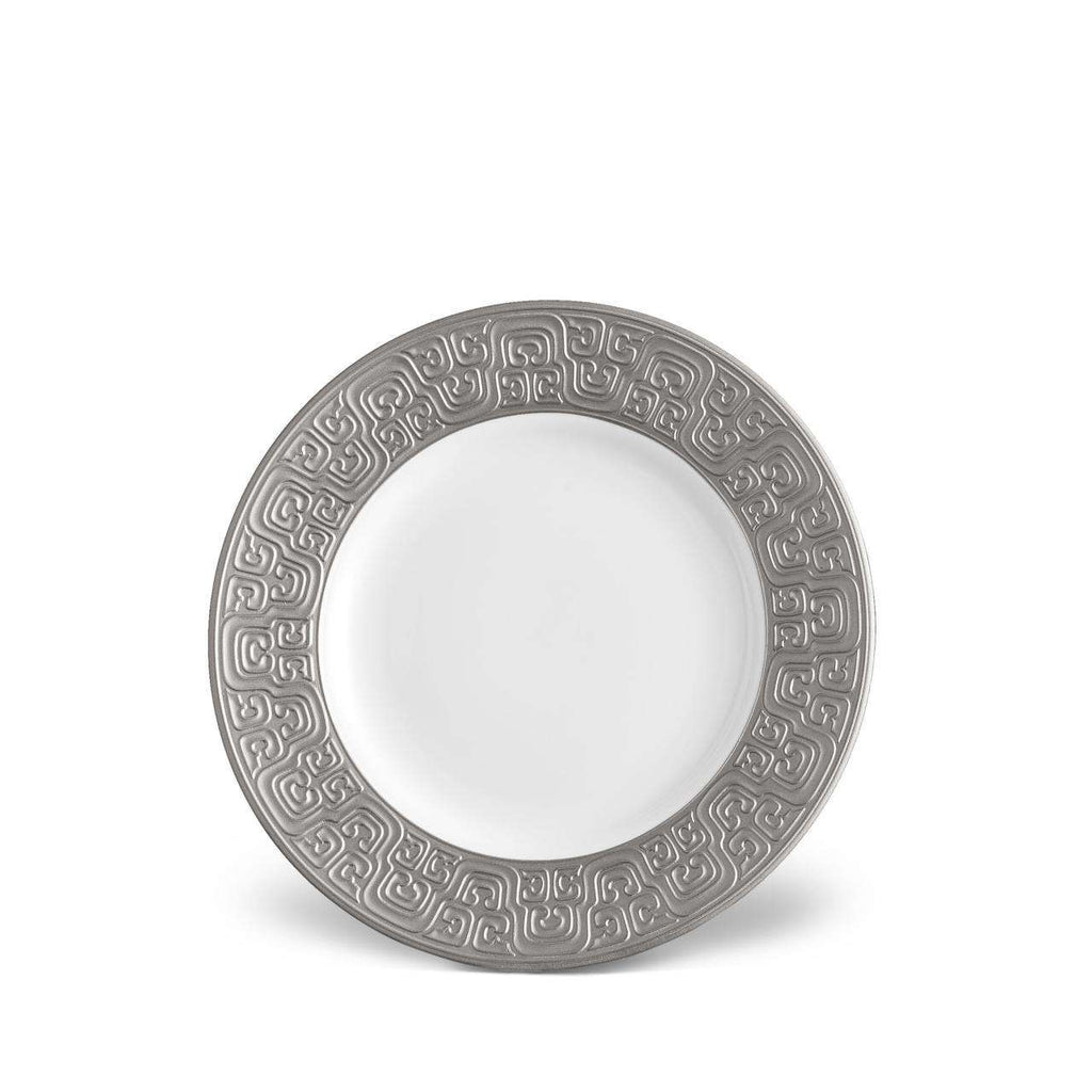 Han Bread & Butter Plate - Platinum - TERTIUS COLLECTION
