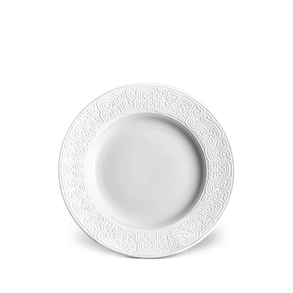 Han Bread & Butter Plate - White - TERTIUS COLLECTION