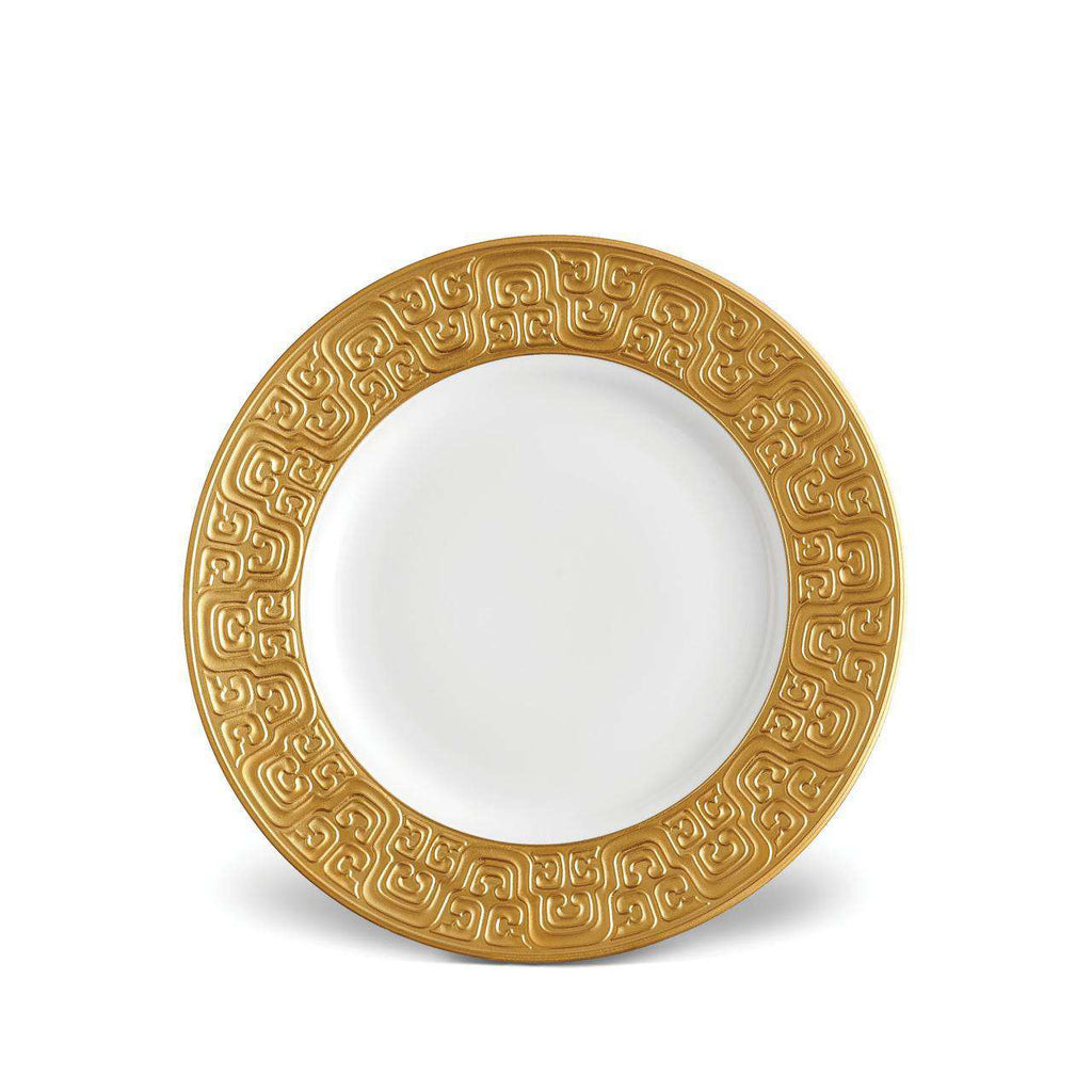 Han Dessert Plate - Gold - TERTIUS COLLECTION