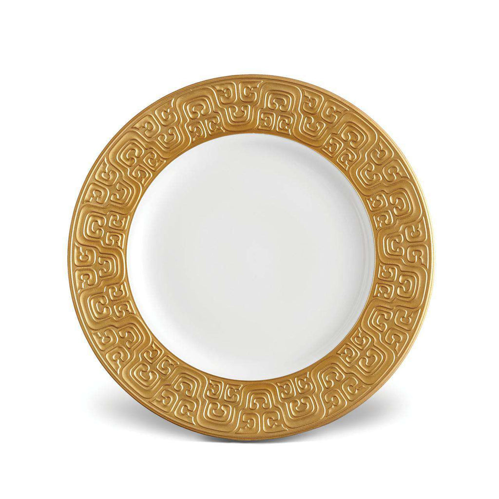 Han Dinner Plate - Gold - TERTIUS COLLECTION