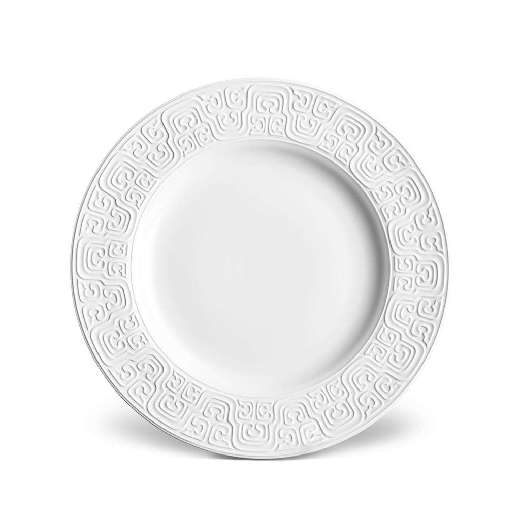 Han Dinner Plate - White - TERTIUS COLLECTION