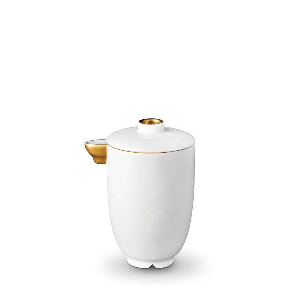 Han Olive Oil & Soy Pot - Gold - TERTIUS COLLECTION
