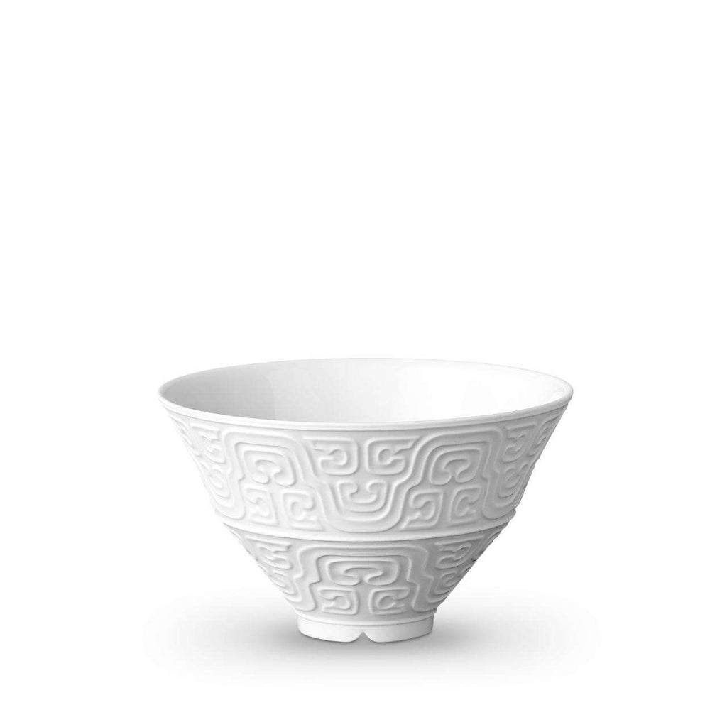 Han Soup Bowl - Medium - White - TERTIUS COLLECTION