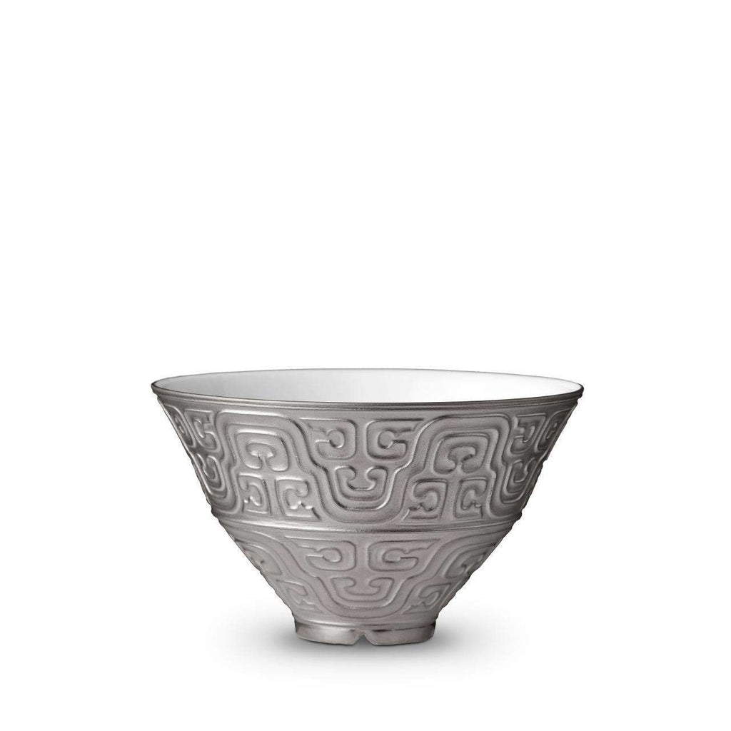 Han Soup Bowl - Platinum - TERTIUS COLLECTION