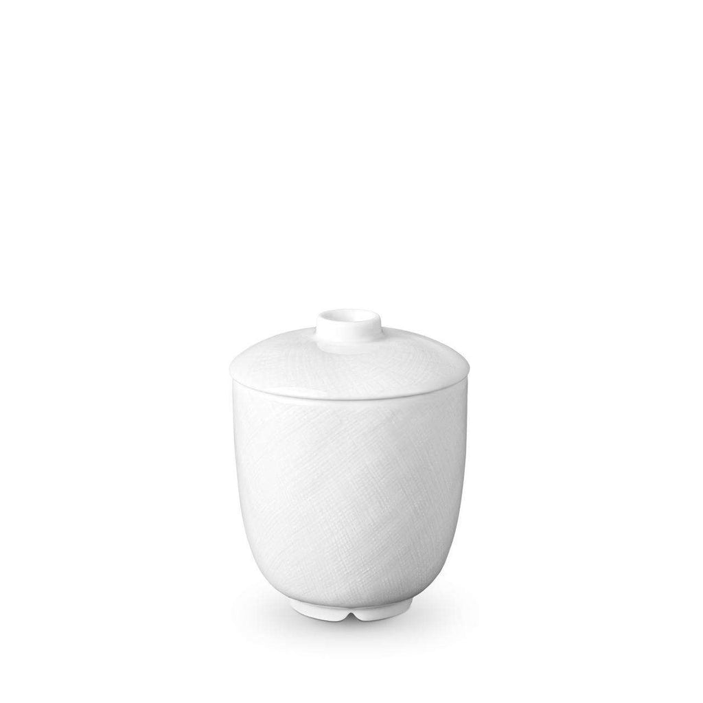 Han Sugar Bowl - White - TERTIUS COLLECTION