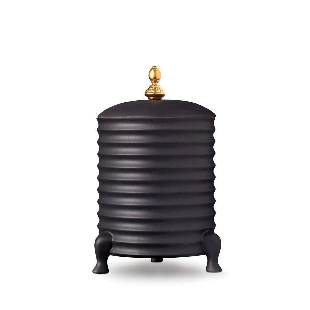 Han Tea Canister - Black - TERTIUS COLLECTION
