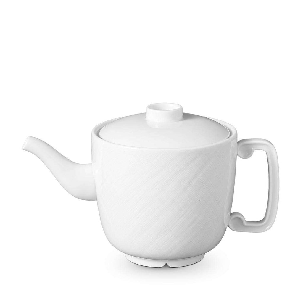 Han Teapot - White - TERTIUS COLLECTION