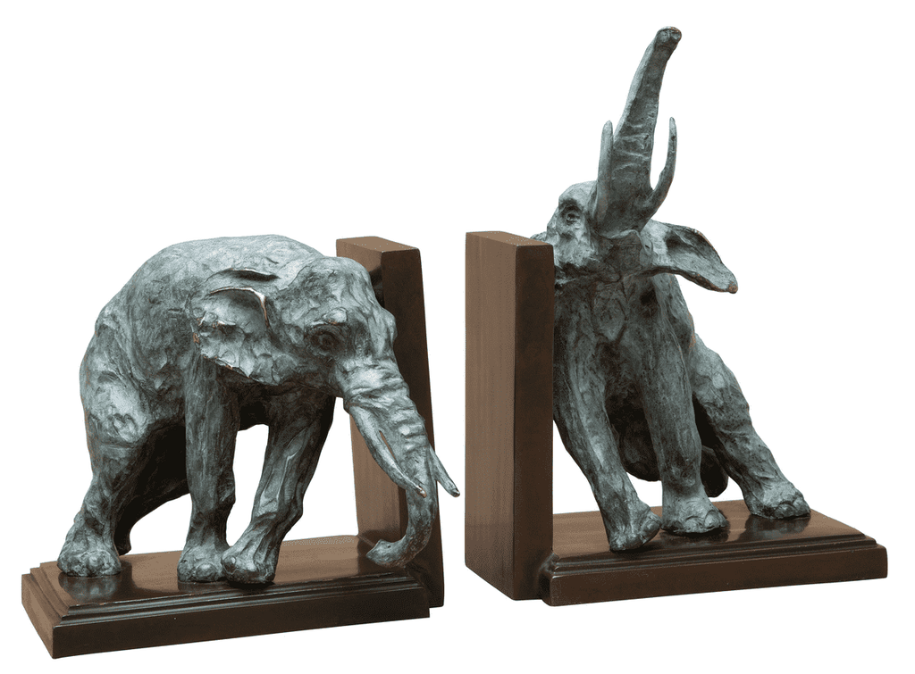 Idle Giants Bookend set - TERTIUS COLLECTION