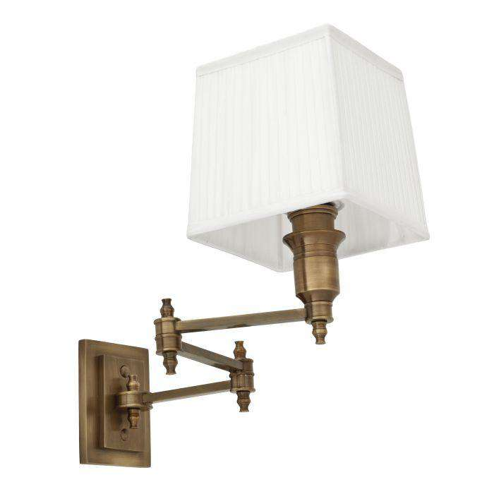 Kingston Swing Wall Lamp - TERTIUS COLLECTION